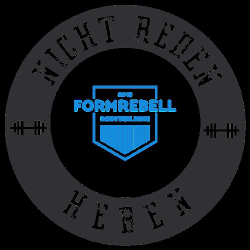 NICHT REDEN: HEBEN! (anthrazit/himmelblau) - Männer Premium T-Shirt