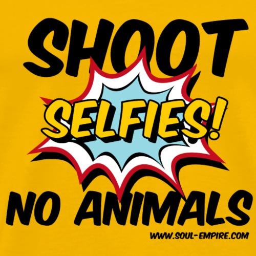 Sfe Animals - Männer Premium T-Shirt