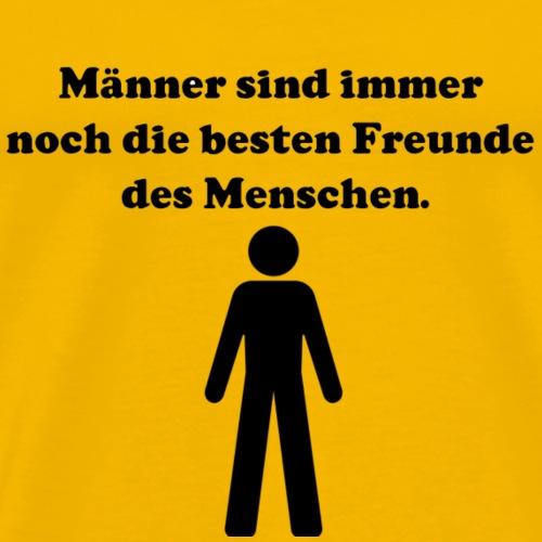 maenner - Männer Premium T-Shirt