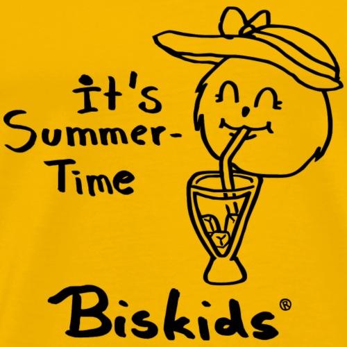 Lisa Jane Biskids Club BW BG 27092017 2 - Männer Premium T-Shirt