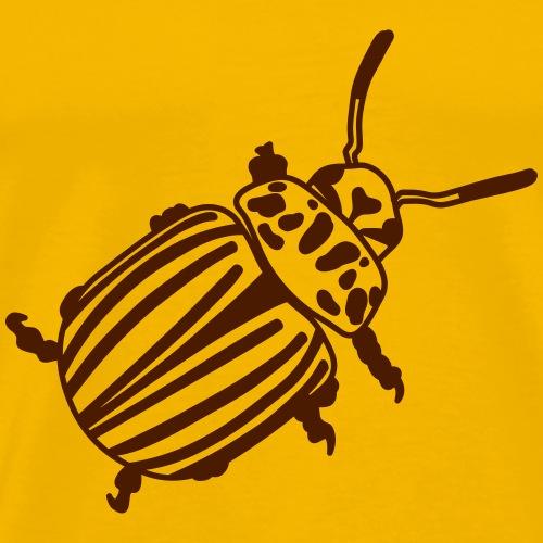 Kartoffelkäfer (potato beetle) - Männer Premium T-Shirt