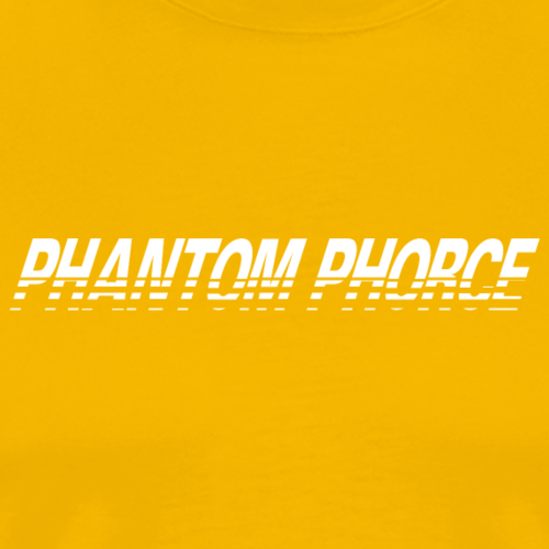Super Furry Animals: Phantom Phorce - Men's Premium T-Shirt