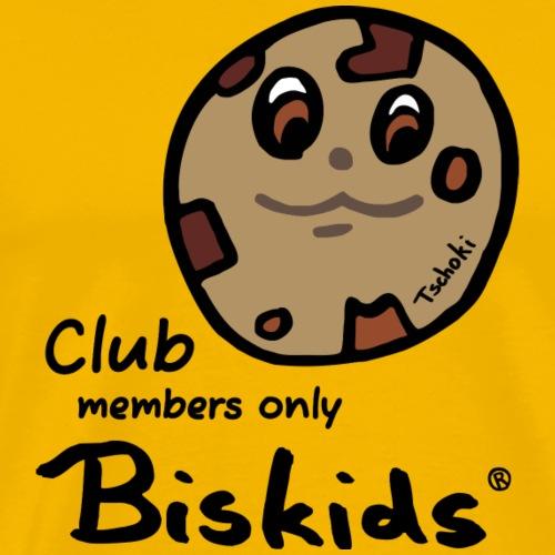 Lisa Jane Biskids Tschoki2 BG 27092017 3 - Männer Premium T-Shirt