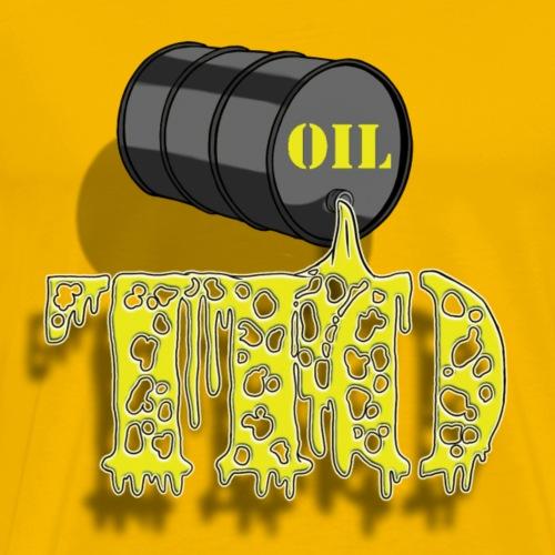 OIL - Men's Premium T-Shirt
