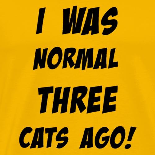 Katzenwahn - Männer Premium T-Shirt