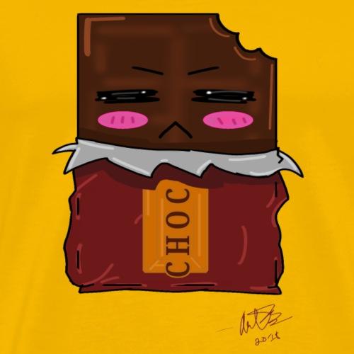Sad Choco Baby - Men's Premium T-Shirt