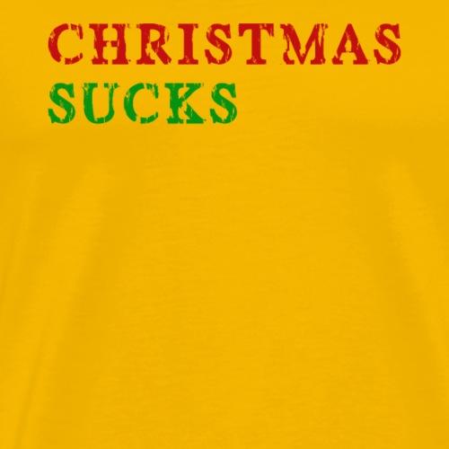 christmas sucks - Weihnachten ist zum Kotzen