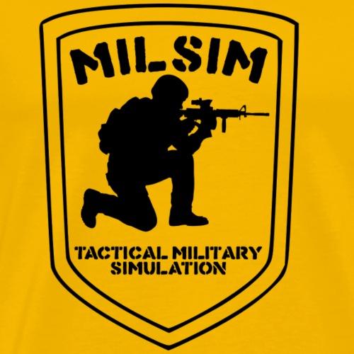 Military - Männer Premium T-Shirt