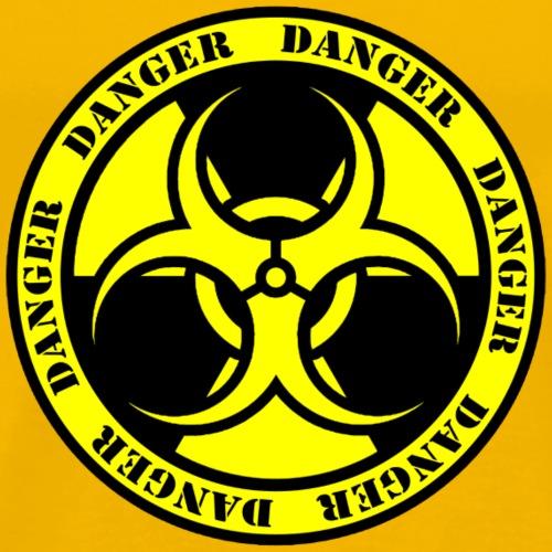 Danger RADIOACTIF - T-shirt Premium Homme