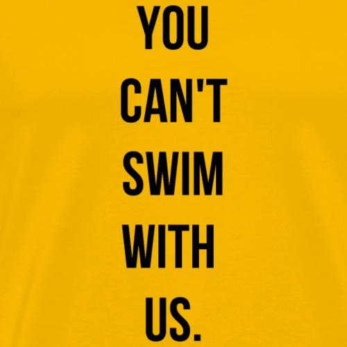 swim - T-shirt Premium Homme
