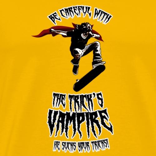 trick's vampire - T-shirt Premium Homme