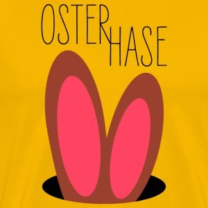 Osterhase - Männer Premium T-Shirt