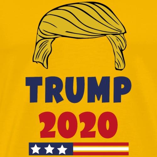 Trump 2020 - Männer Premium T-Shirt