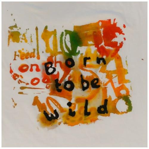 PSX 20180607 152016 Born to be wild - Männer Premium T-Shirt