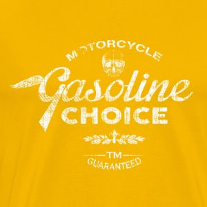 gasoline choice - Men's Premium T-Shirt
