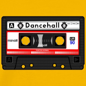 Dancehall cassette - Men's Premium T-Shirt
