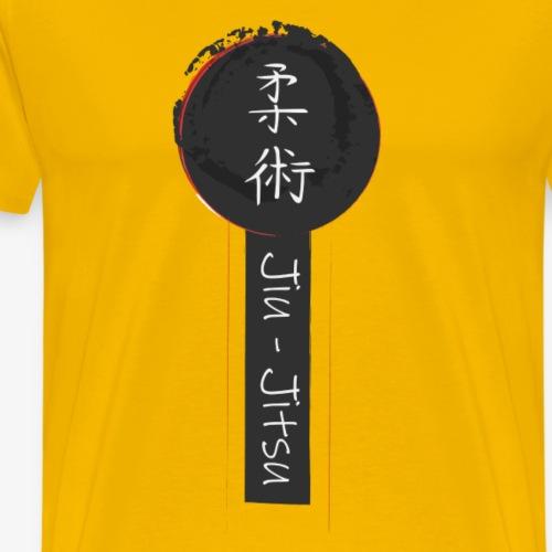 jui jitsu - Camiseta premium hombre