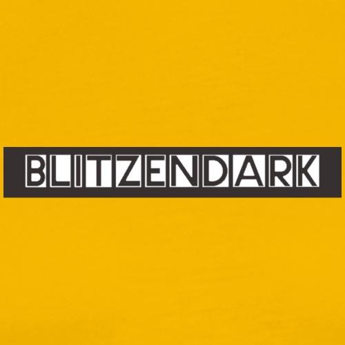 BlitzenDark Streifen by Arazpall - Männer Premium T-Shirt