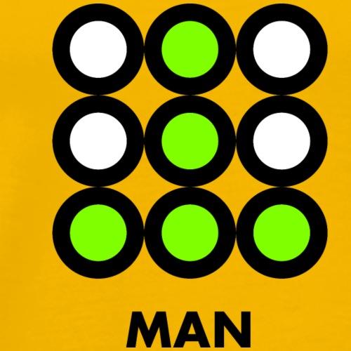 Man - Maglietta Premium da uomo