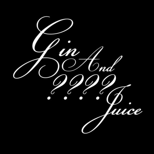 GIN AND WHICH JUICE - Men's Premium T-Shirt