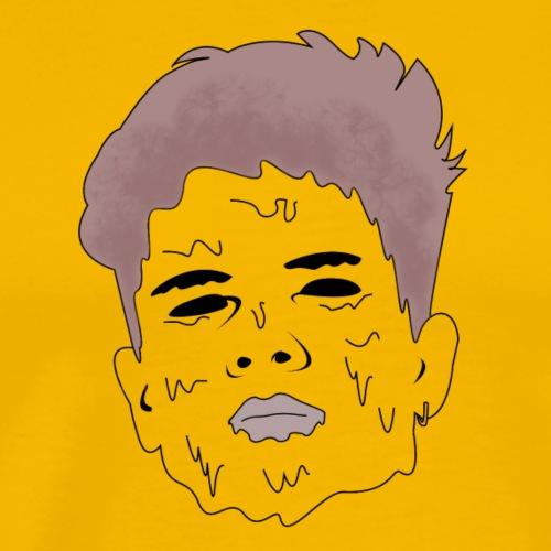 Grime nasio - Camiseta premium hombre