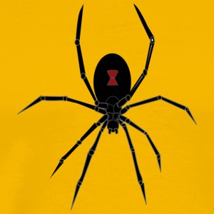 Danger spider - Men's Premium T-Shirt