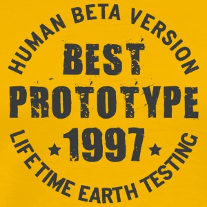1997 - The birth year of legendary prototypes - Men's Premium T-Shirt