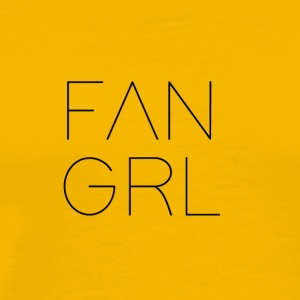 FANGIRL - Men's Premium T-Shirt