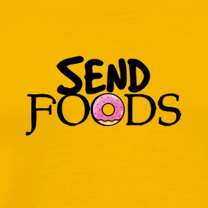 Send foods - Men's Premium T-Shirt