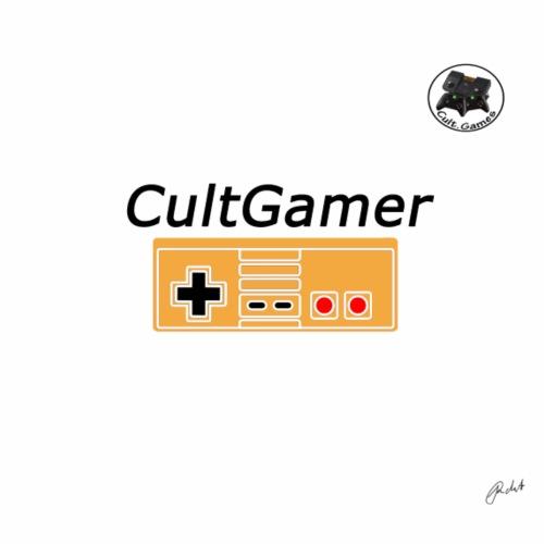 CultGamer NES-Edition - Männer Premium T-Shirt