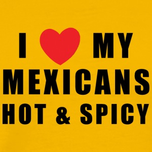Mexican Hot & Spicy - T-shirt Premium Homme
