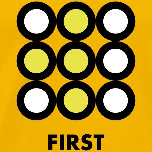 First - Maglietta Premium da uomo