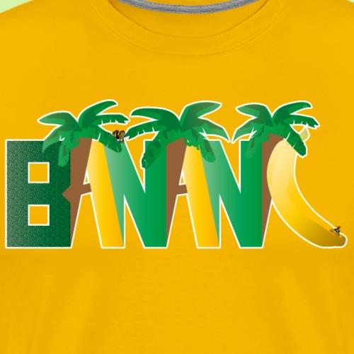 BANANA - T-shirt Premium Homme