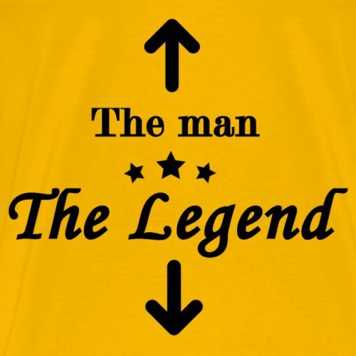 The Legend - Men's Premium T-Shirt
