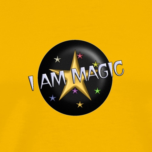 I AM Magic3 - Männer Premium T-Shirt