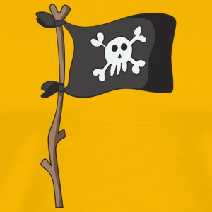 jolly Roger - Men's Premium T-Shirt