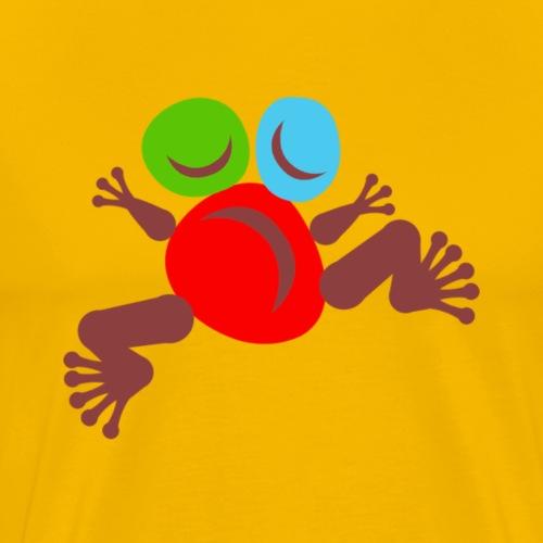 Frog Totem - T-shirt Premium Homme