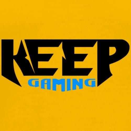 Keep On gaming! - Men's Premium T-Shirt