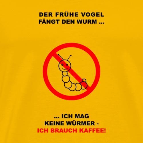 Wurm - Männer Premium T-Shirt