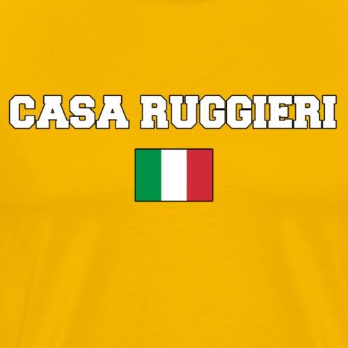 RUGGIERI CASA - Männer Premium T-Shirt