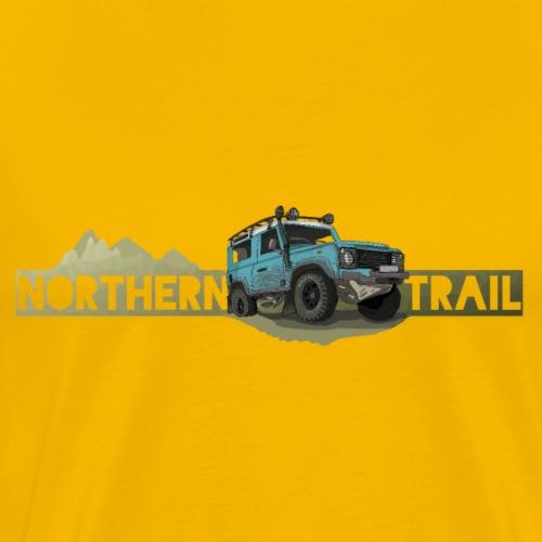 Northern Trail - Offroad Ikone - Männer Premium T-Shirt
