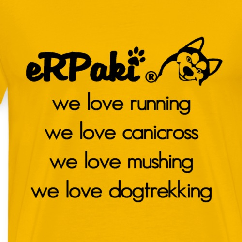 we love running, mushing, canicross, dogtrekking