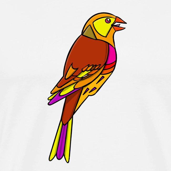 Geelgors illustratie