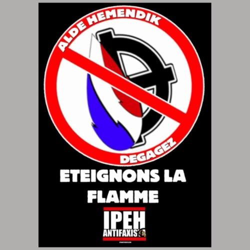Eteignons la flamme - T-shirt Premium Homme