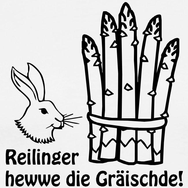 Reilinger heww die Gräischde!