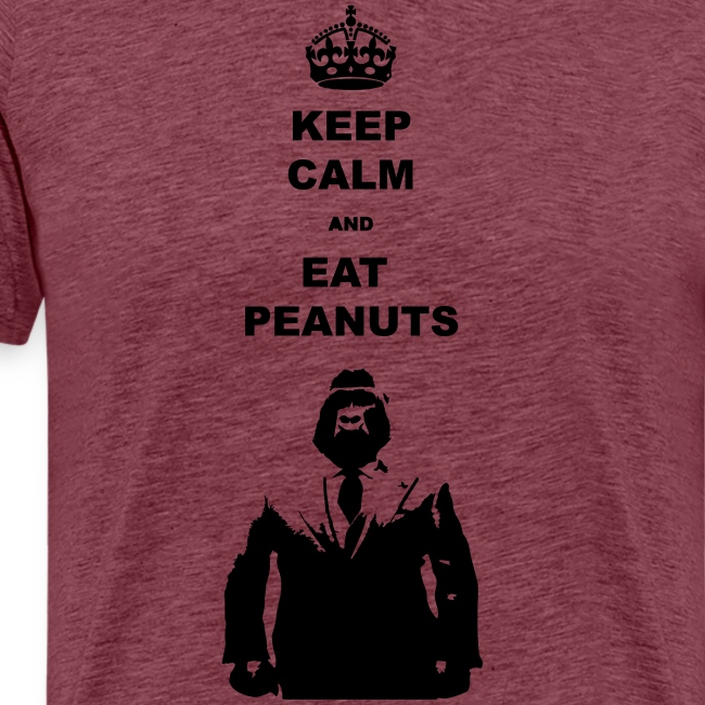 Keep calm eat pindas