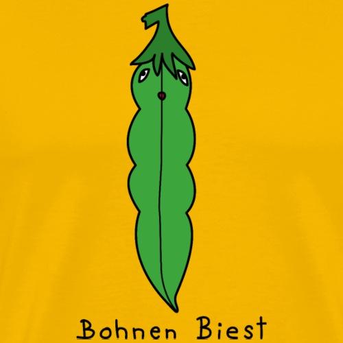 Bohnen Biest - Männer Premium T-Shirt