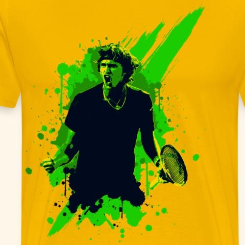 Shout out for Tennis Championship - Männer Premium T-Shirt