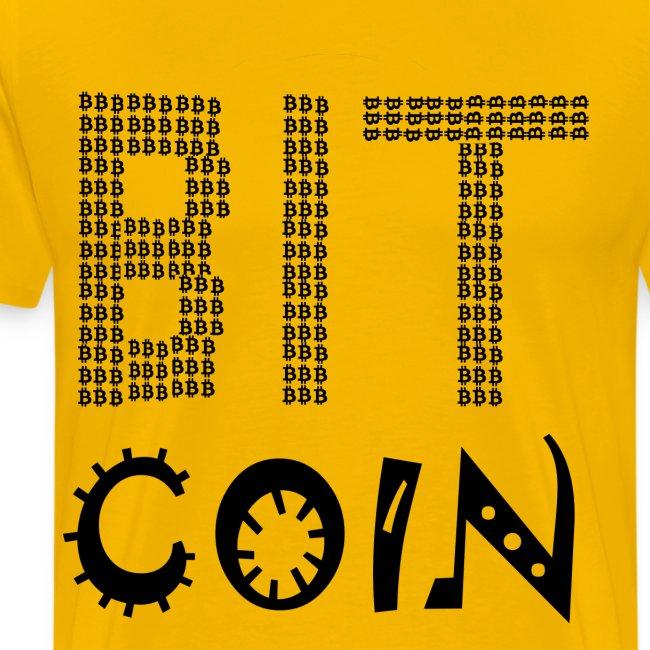 Bitcoin Textart