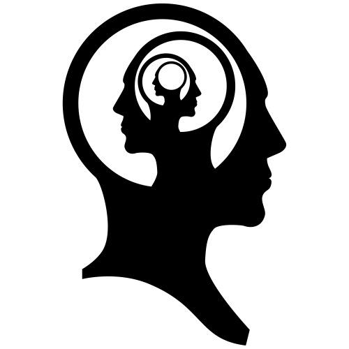 recursiv brain - T-shirt Premium Homme